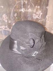 Продам шикарную женскую фетровую шляпу