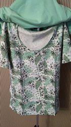 Esmara фирменная новая хлопковая футболка