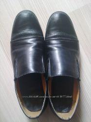 Продаются туфли школьные для мальчика