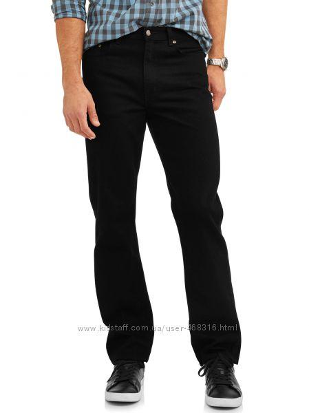 Продам черные джинсы р-р 32 на 34