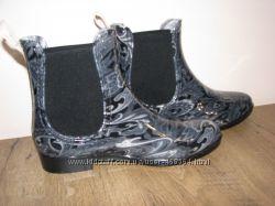 Жіночі резинові чобітки - устілка 24 892c7ee8430d8