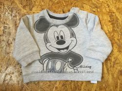 Фирменный свитшот 0-3мес, Disney