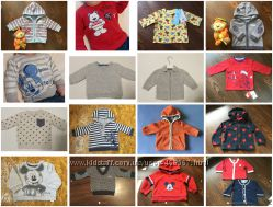 Фирменные свитерки, свитшоты, регланы, кофты