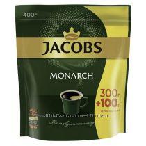 Не пропустите Растворимый кофе Якобс Монарх 400 г