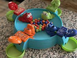 Настольная игра Голодные жабки Mothercare LTC оригинал