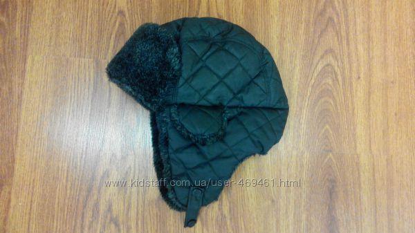 шапка ушанка зимняя