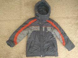Куртка зимняя на 7-8 лет