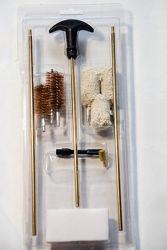 Набор для чистки гладкоствольного оружия к. 12, 16, 20 в блистере латун шом