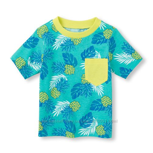 хлопковые футболки 4т 5т америка