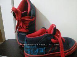 кроссовки-кеды чилдрен 18, 5 по стельке
