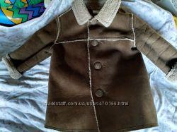 Дубленка-куртка Lady bird 1-1, 5л