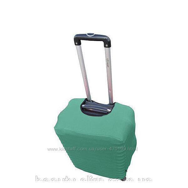 Чехол на чемодан из неопрена размер S мята