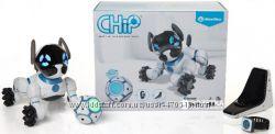 Робот Щенок Чип Wow Wee W0805. WowWee Chip с мячом