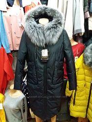 Куртки женские фабричные размер  50-62  в наличии