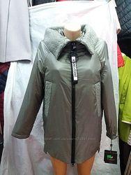 Курточки весенние в наличии есть большие  размеры
