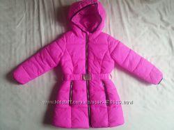 Удлиненная куртка Пальто демисезонное