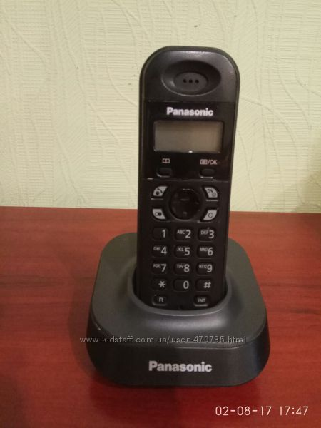 Радиотелефоны Sony, Panasonic