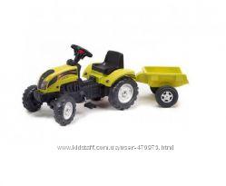 Трактор Педальный с Прицепом Ranch Trac Falk 2053AC, Франция