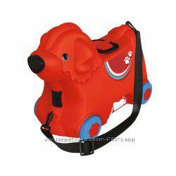 Детский чемодан на колесиках-конкурент TRUNKI  BIG 0055350