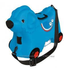Детский чемодан на колесиках конкурент TRUNKI  BIG 0055352