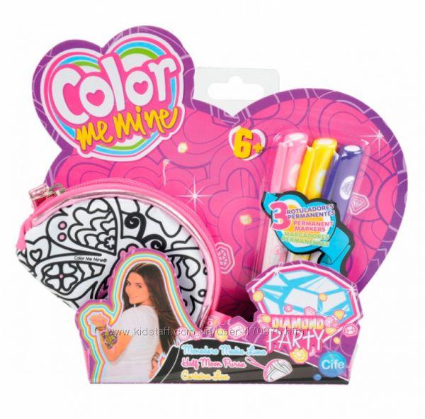 Сумочка кошелек Color me Mine Диамантовая вечеринка полумесяц Simba 6372200