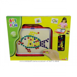 Развивающая игра Мозаика в кейсе Simba 6307440