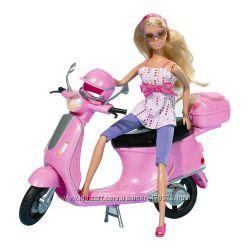 Кукольный набор Штеффи и скутер Simba 5730282