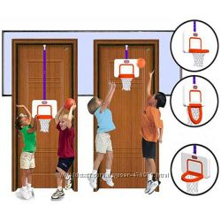 Навесной Баскетбольный щит с кольцом и корзиной Little Tikes 622243
