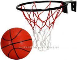Настенная Баскетбольная корзина с мячом для улицы и дома Simba
