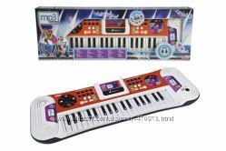 Синтезатор с разъемом для МР3-плеера 37 клавиш 62 см  Пианино Simba 6832606
