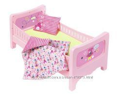 Кроватка для куклы Baby Born Беби Борн Zapf 824399