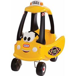 Машинка Желтое Такси Little Tikes 172175 Самоходная