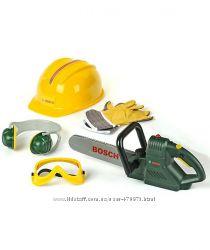 Детский набор инструментов бензопила мастерская BOSCH Klein 8525