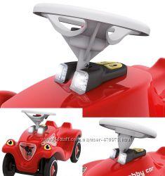 Фонарик фара на руль для детских машинок  каталок BIG 56468