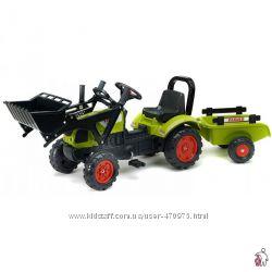 Детский трактор на педалях Falk 2040 AM CLAAS Arion 410