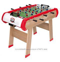 Деревянный футбольный стол Smoby Power Play 4 в 1 640001