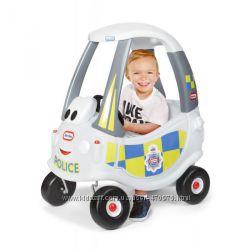 Машинка каталка Полиция Белая Little Tikes 173790