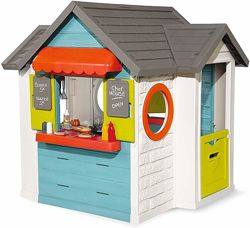Игровой Домик ресторан SMOBY Chef House Шеф Хаус 810403