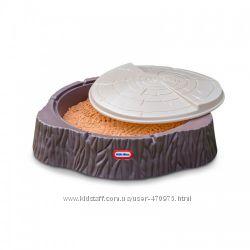 Песочница Лесной пенек Little Tikes  644658