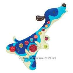 Музыкальная игрушка гитара Пес-гитарист Battat  BX1206Z