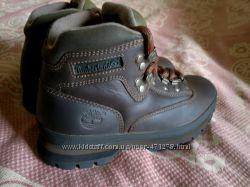 Ботинки Timberland Leather Оригинал 36р 36. 5р 37р
