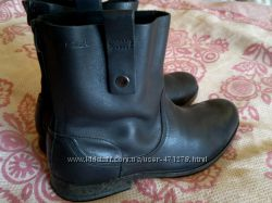 Сапоги ботинки CLARKS Goby Chelsea dr. martens timberl Оригинал 45р 46р 12М