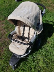Бомбезная коляска Peg-Perego GT3