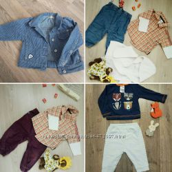 Одежда малышу на весну
