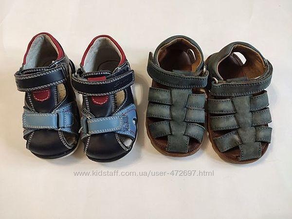 Летние сандалики с закрытым носком, next