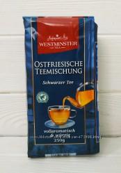 Чай черный Westminster Ostfriesische Teemischung 250гр. Германия