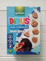 Шоколадное детское печенье Gullon Dibus 250g Испания