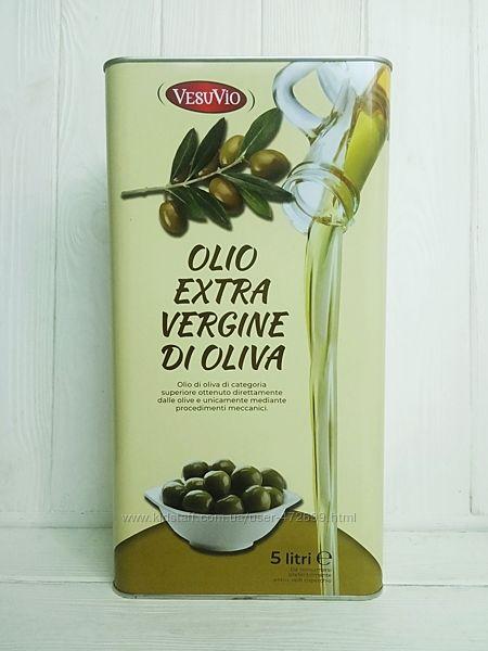 Масло оливковое Vesuvio Olio Extra Vergine di Olive 5л.