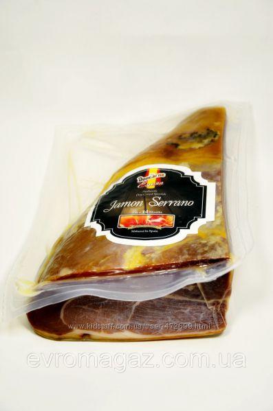 Хамон кусок Jamon Doncarne Espana 1 кг Испания