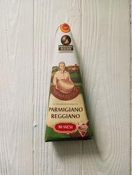 Сыр пармезан Parmigiano Reggiano 30mesi, 250гр Италия